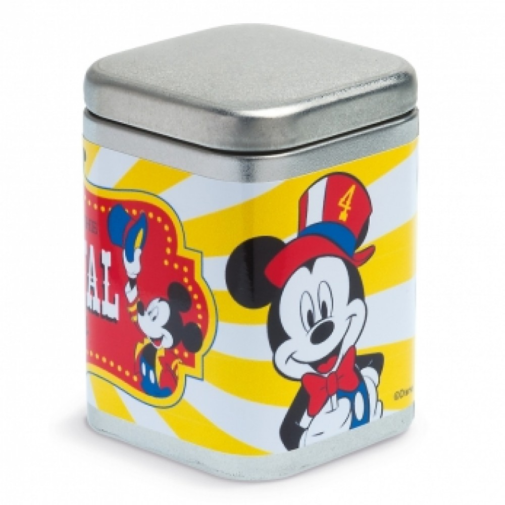Metal box Mickey Carnival