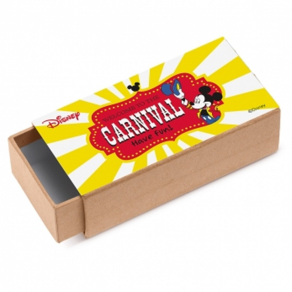 Mickey Carnival Matchbox